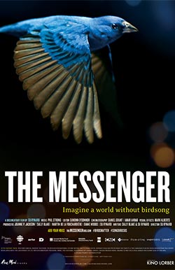 Reklameplakat The Messenger